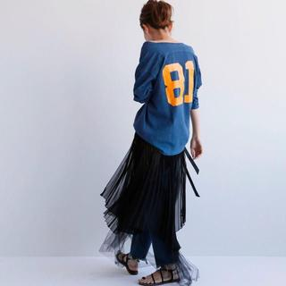 L'Appartement DEUXIEME CLASSE - アパルトモン ドゥーズィエムクラス STAMMBAUM Tシャツ