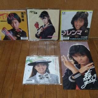 昭和レコード スケバン刑事集 シングルレコード 4枚セット