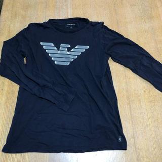 アルマーニ ジュニア(ARMANI JUNIOR)のアルマーニジュニア ロングTシャツ(Tシャツ/カットソー)