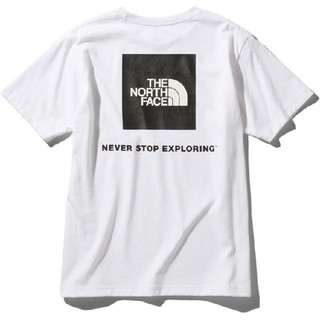THE NORTH FACE - THE NORTH FACE/S/S Square Logo Tee