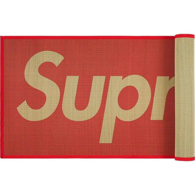 Supreme(シュプリーム)のSupreme Woven Straw Mat インテリア/住まい/日用品のラグ/カーペット/マット(玄関マット)の商品写真
