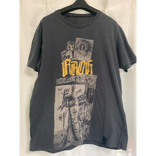 UNIQLO - 北斗の拳Tシャツプリント