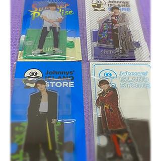 Johnny's - SixTONES 森本慎太郎 アクスタ サマパラ・第1弾第2弾第3弾 '20 夏