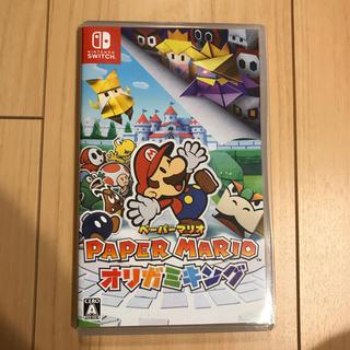 Nintendo Switch - ペーパーマリオ オリガミキング Switch