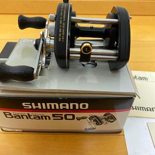 シマノ(SHIMANO)のシマノ バンタム50(リール)