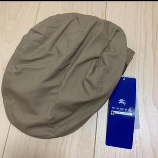 バーバリーブルーレーベル(BURBERRY BLUE LABEL)のバーバリー ハンチング  (ハンチング/ベレー帽)
