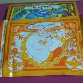 ディズニー(Disney)の東京ディズニーシー Curry ビーフカレー中辛(レトルト食品)