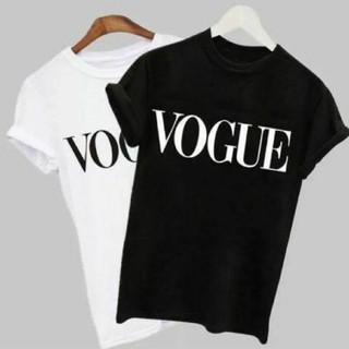新品 二枚白黒セット vogue Tシャツ Mサイズ