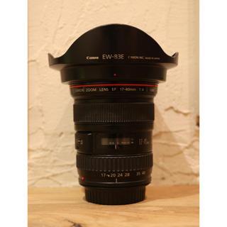Canon - Canon EF 17-40mm F4 L EFレンズ