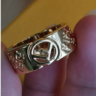 フェンディ(FENDI)のお勧め✩Fendiフェンディ リング 指輪 メンズ(リング(指輪))