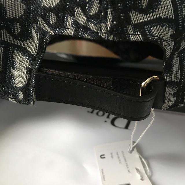Dior(ディオール)のディオールキャップ メンズの帽子(キャップ)の商品写真