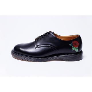 アンダーカバー(UNDERCOVER)のUNDERCOVER foot the coacher 27cm 黒 タグ箱付き(ドレス/ビジネス)