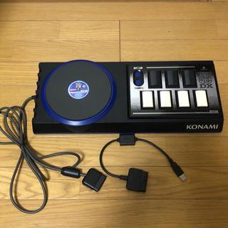 コナミ(KONAMI)のbeatmania IIDX 専用コントローラー&PC接続用USBアダプタ(その他)