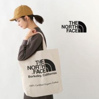 THE NORTH FACE - 即日発送 THE NORTH FACE オーガニックコットントートバッグ