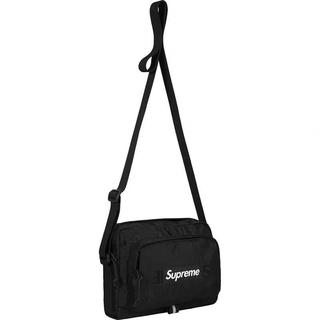 Supreme - Supreme Shoulder Bag 黒 2019SS