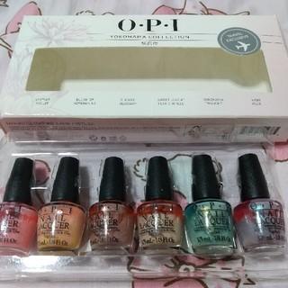 OPI♡横浜コレクション ネイル マニキュア