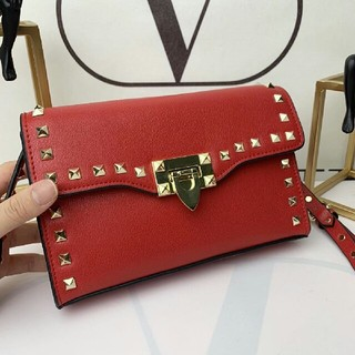 VALENTINO - ショルダーバッグ ヴァレンティノ Valentino   本革バッグ