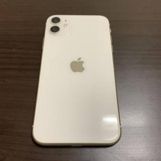 Apple - iPhone11 64G simフリー