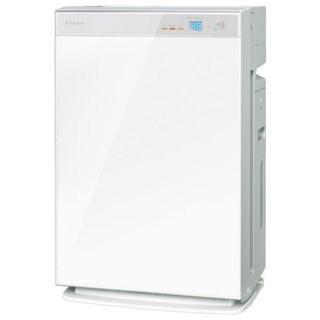 ダイキン(DAIKIN)のダイキン 空気清浄機 MCK70WE7 ホワイト 新品(空気清浄器)