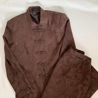 Lochie - Vintage 90s チャイナシャツ セットアップ