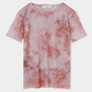 マウジー(moussy)のmoussy TIE DYE SEE THROUGH Tシャツ(Tシャツ(半袖/袖なし))