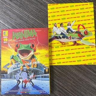 ワニマ(WANIMA)のWANIMA JUICEUP!TOUR FINAL DVD(ミュージック)