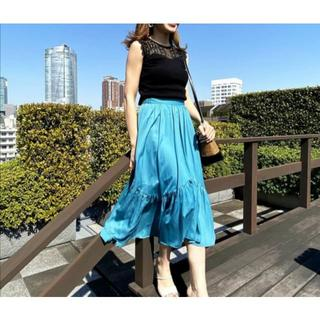 31 Sons de mode - イレヘム割繊スカート