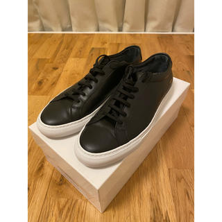 COMMON PROJECTS - コモンプロジェクト スニーカー 41 Common Projects 黒 26