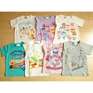 サンリオ - 新品キッズ服*半袖Tシャツ90cm*アンパンマン&キティセット*送料無料サンリオ