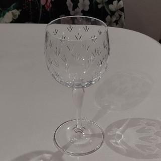 ティファニー(Tiffany & Co.)のTIFFANY&Co ワイングラス 1グラスのみ(食器)