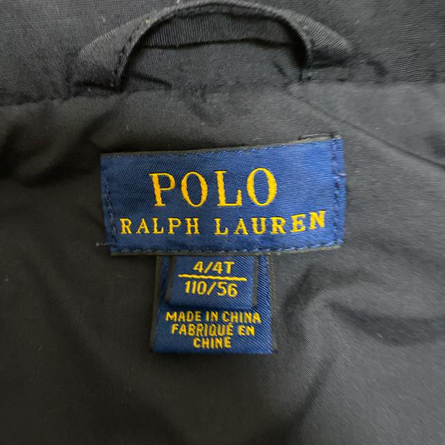POLO RALPH LAUREN(ポロラルフローレン)のラルフローレン  110サイズ 4T キッズ/ベビー/マタニティのキッズ服男の子用(90cm~)(ジャケット/上着)の商品写真