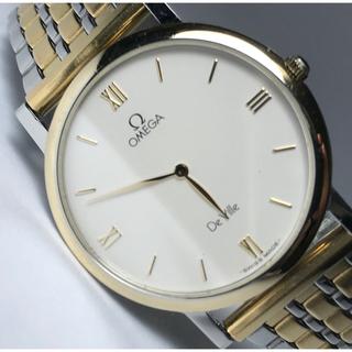 オメガ(OMEGA)の美品◆OMEGA De Ville◆オメガ  アンティーク腕時計(腕時計(アナログ))