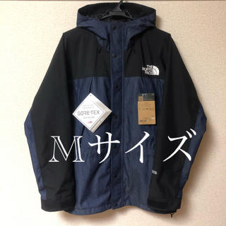 THE NORTH FACE - THENORTHFACE mountain light denim jacket