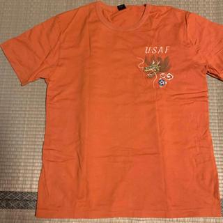 アヴィレックス(AVIREX)のアビレックス  刺繍Tシャツ(Tシャツ/カットソー(半袖/袖なし))