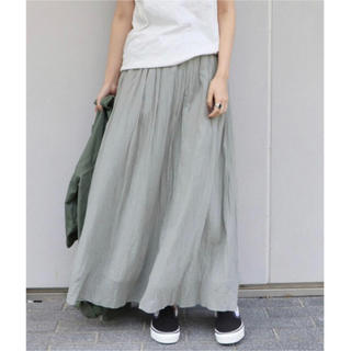 FRAMeWORK - 金子綾× FRAMeWORK  ギャザースカート