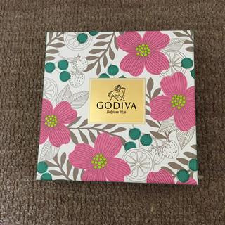 GODIVAの空箱