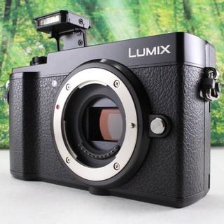 Panasonic - パナソニック ミラーレス一眼カメラ ルミックスGX7MK3 ボディ ブラック