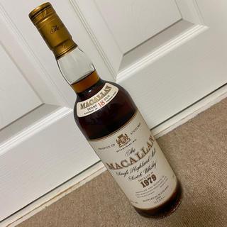 サントリー - マッカラン 1979 18年 シングルモルトウイスキー