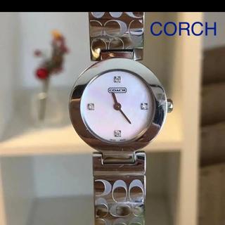 COACH - コーチ腕時計 レディース 稼働中 美品