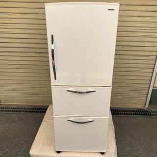 日立 - 日立 3ドア 冷凍冷蔵庫 自動製氷 255L R-S26XMV