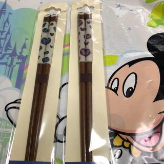 Disney - ディズニーリゾート お箸2膳セット 未使用未開封