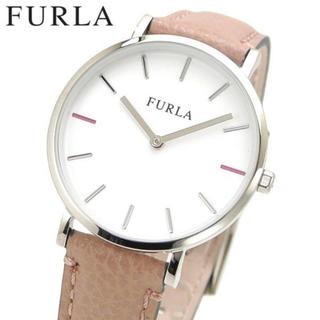 フルラ(Furla)の箱付き新品★【FRULA】定価16,500円 腕時計 GIADA ダークピンク(腕時計)