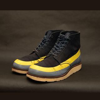 アンダーカバー(UNDERCOVER)のアンダーカバー UNDERCOVER  Line Painted Boots(ブーツ)