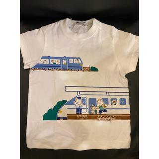familiar - 【新品未使用】【90cm】ファミリア 半袖Tシャツ
