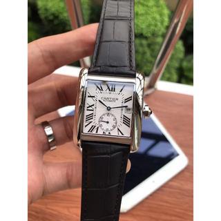 カルティエ Cartier 腕時計 自動巻き メンズ