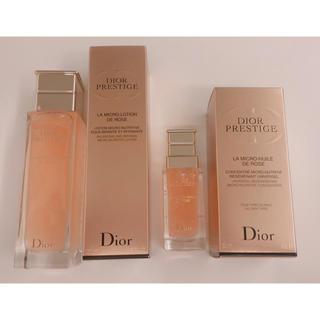 ディオール(Dior)のディオール Dior プレステージ ユイル ド ローズ(美容液)