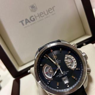タグホイヤー(TAG Heuer)のタグホイヤー グランドカレラ CAV511B キャリバー17RS(腕時計(アナログ))