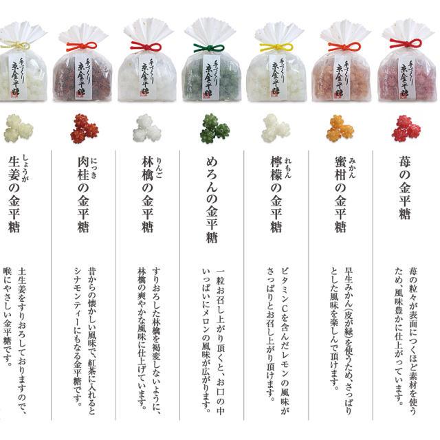 緑寿庵清水 金平糖 和菓子 贈答用にも 食品/飲料/酒の食品(菓子/デザート)の商品写真