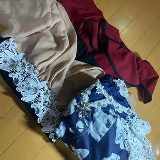 デイジーストア(dazzy store)のデイジーストア ドレス 3着(ミニドレス)