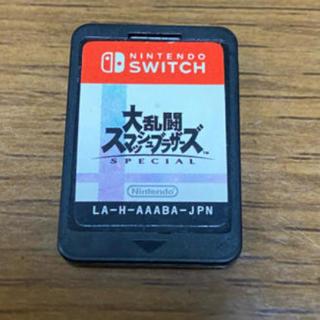 Nintendo Switch - 発送前セール Switch 大乱闘スマブラ